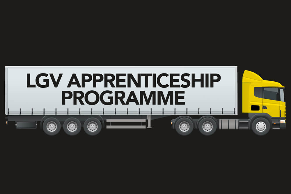 LGV Driver Apprenticeships