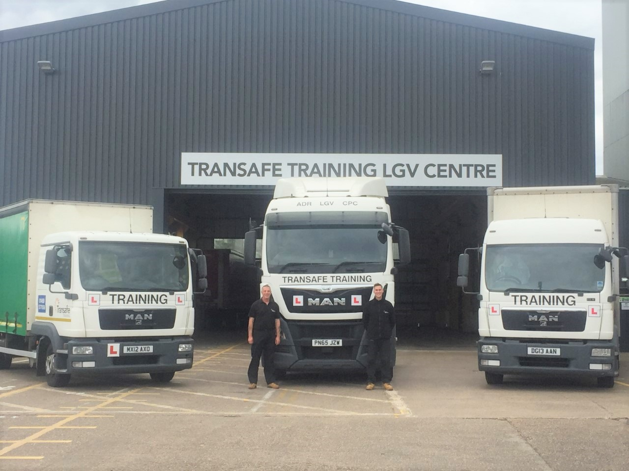 LGV_Training_Centre