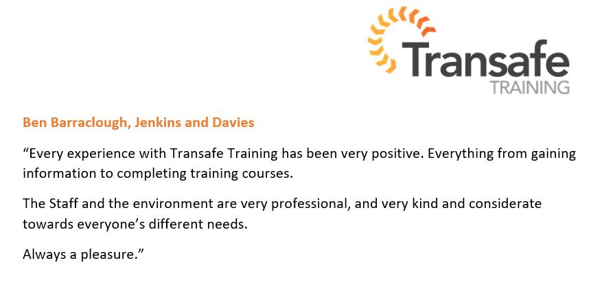 Thank you for your kind words, another great testimonial!